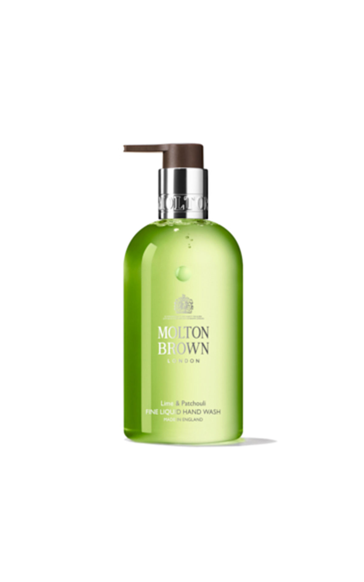 Molton Brown Patchouli and lime handwash 300ml from Bicester Village
