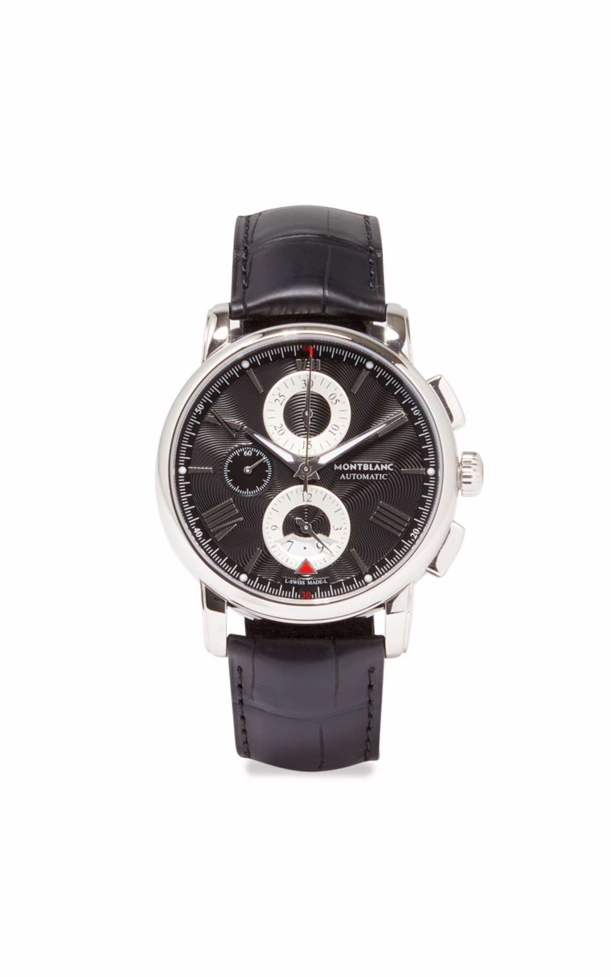 Montblanc Men's leather watch*