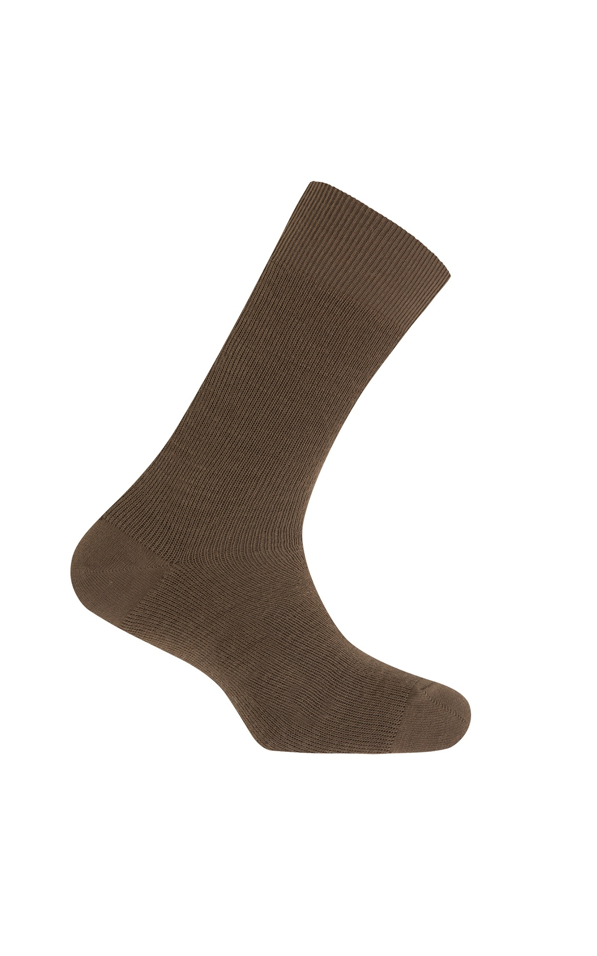 Brown thermal sock Punto Blanco