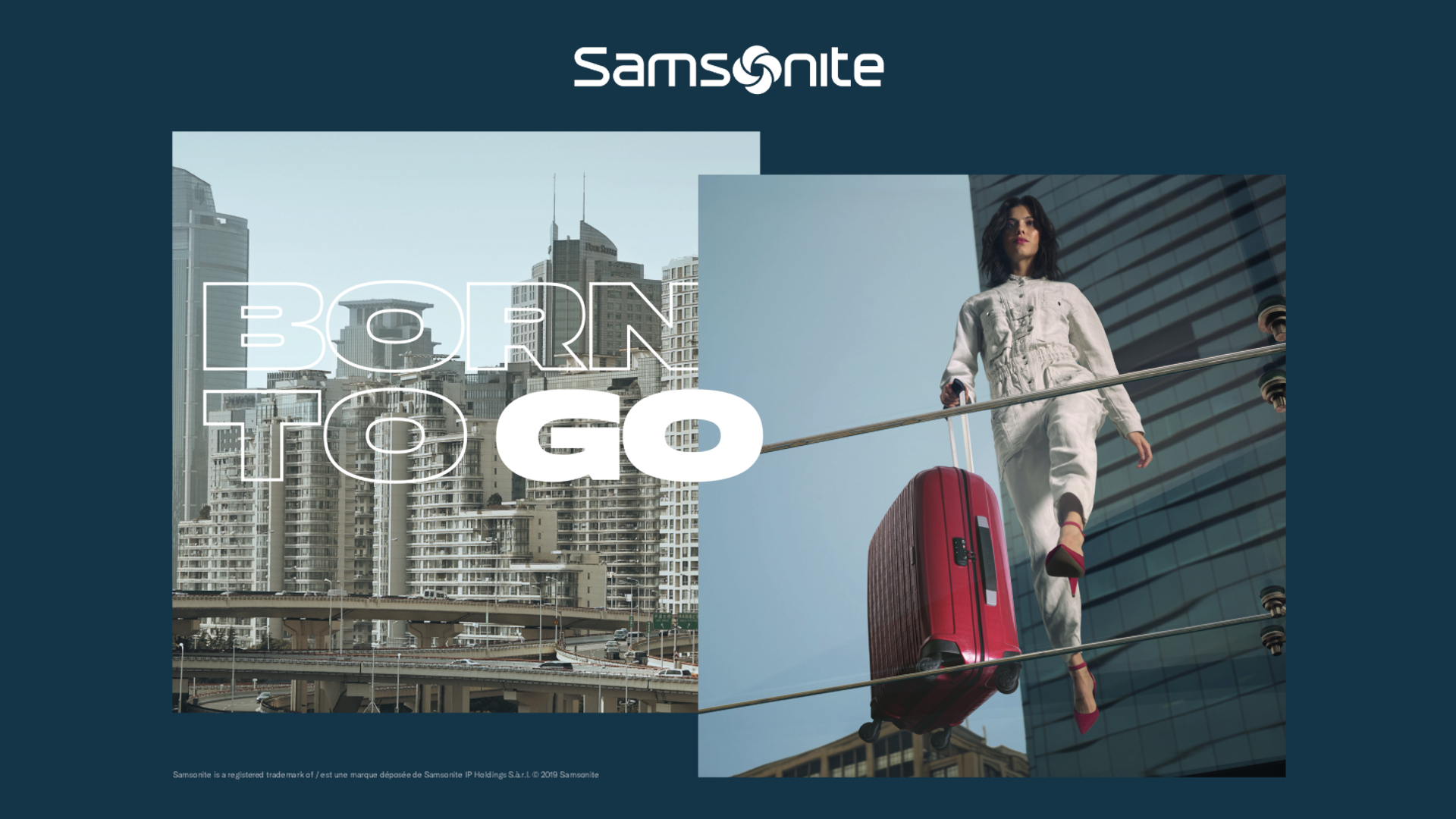 Samsonite La Vallée Village Brand Image