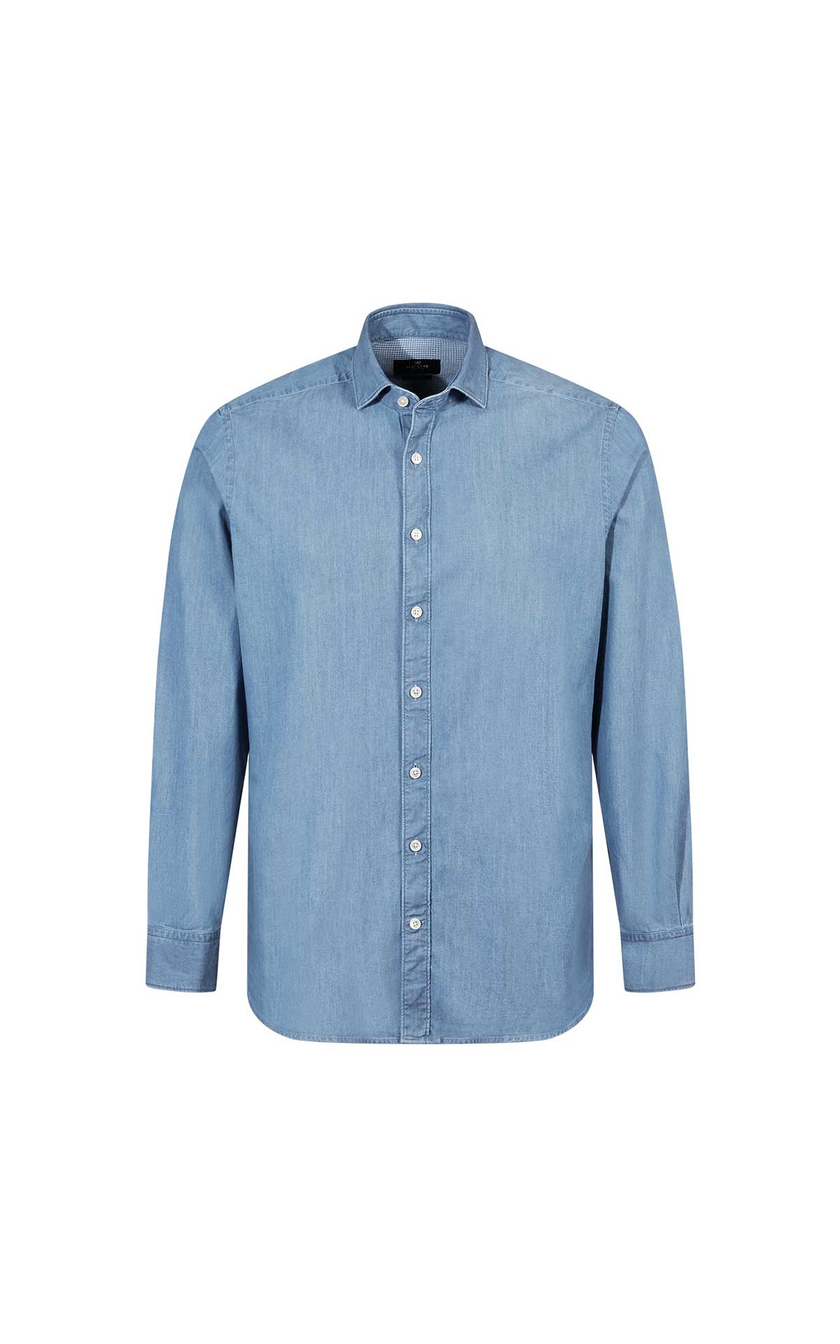 Denim shirt for men from Hackett