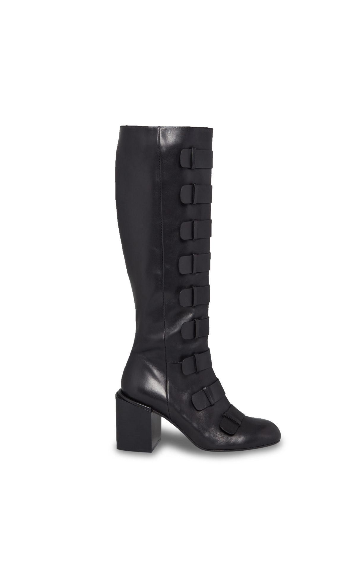 Clergerie Paris Black Xanina boots*