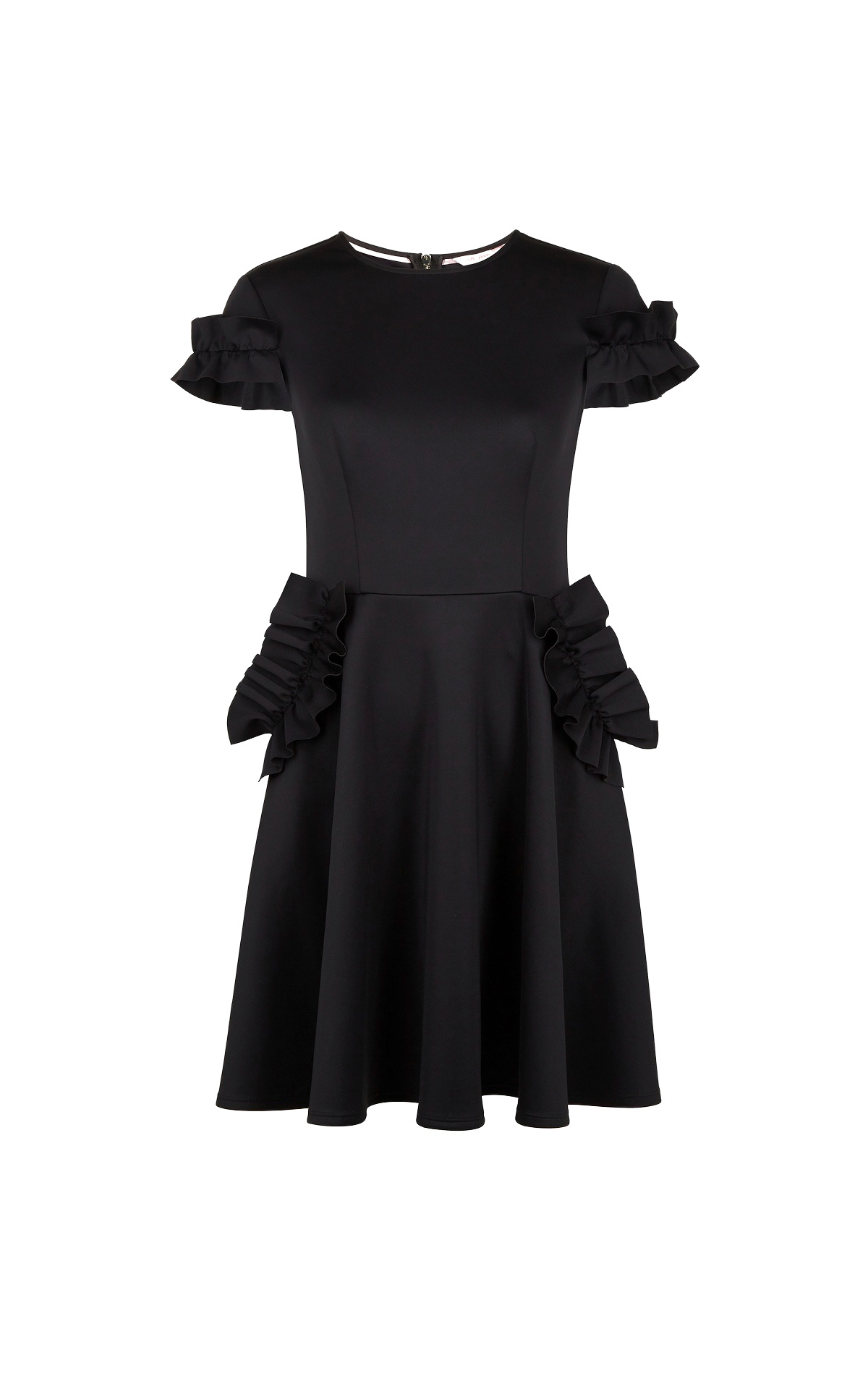 Black dress Ted Baker