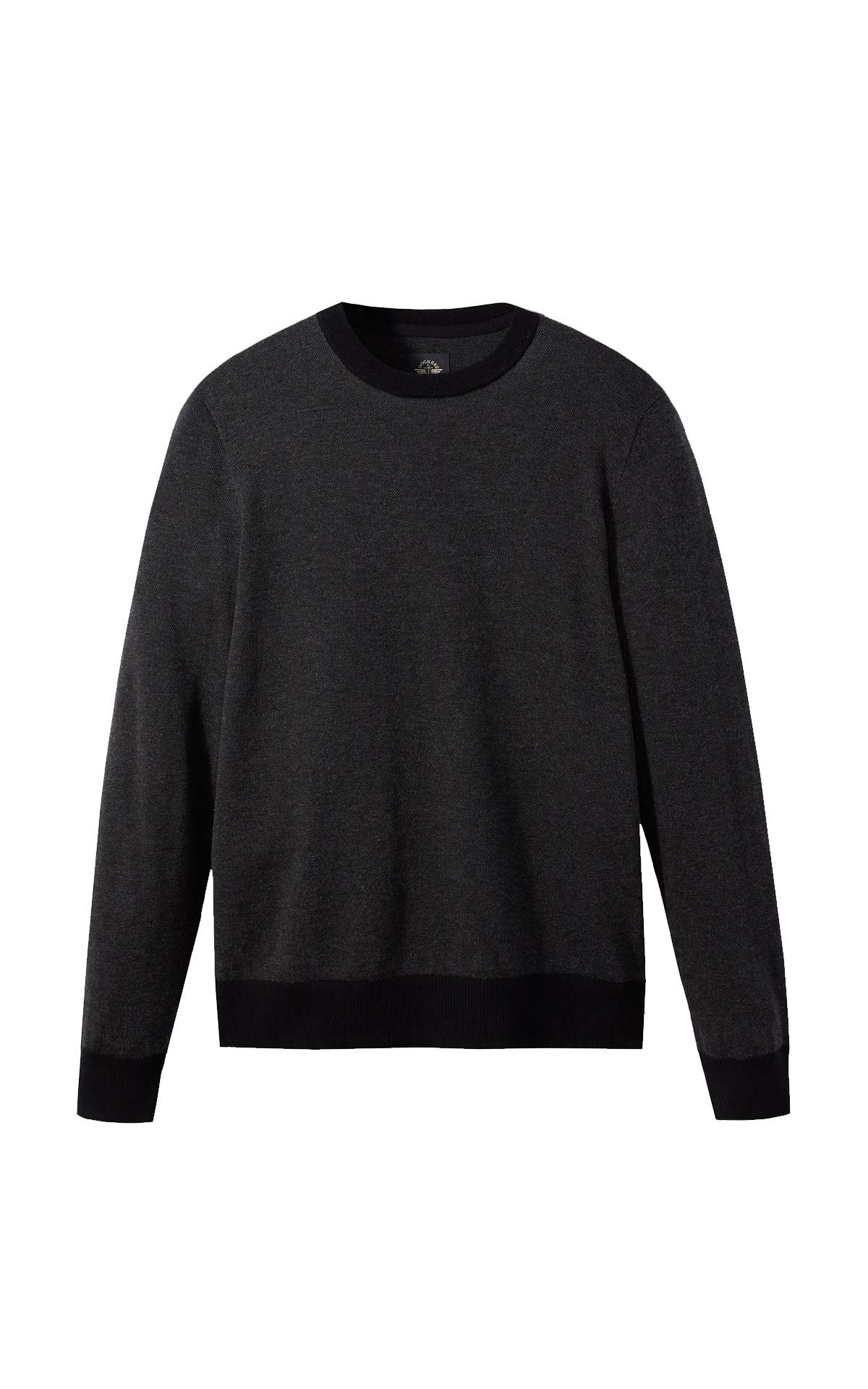 Black sweater for man Dockers