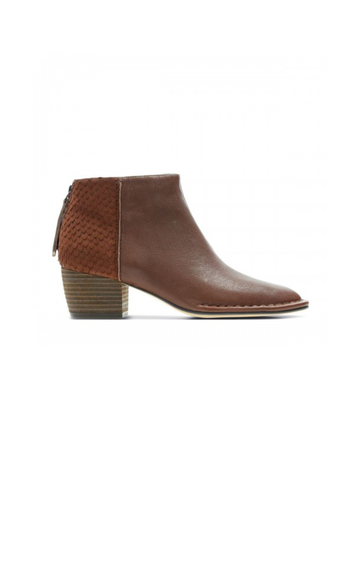Women's Spiced Ruby ankle boot Clarks