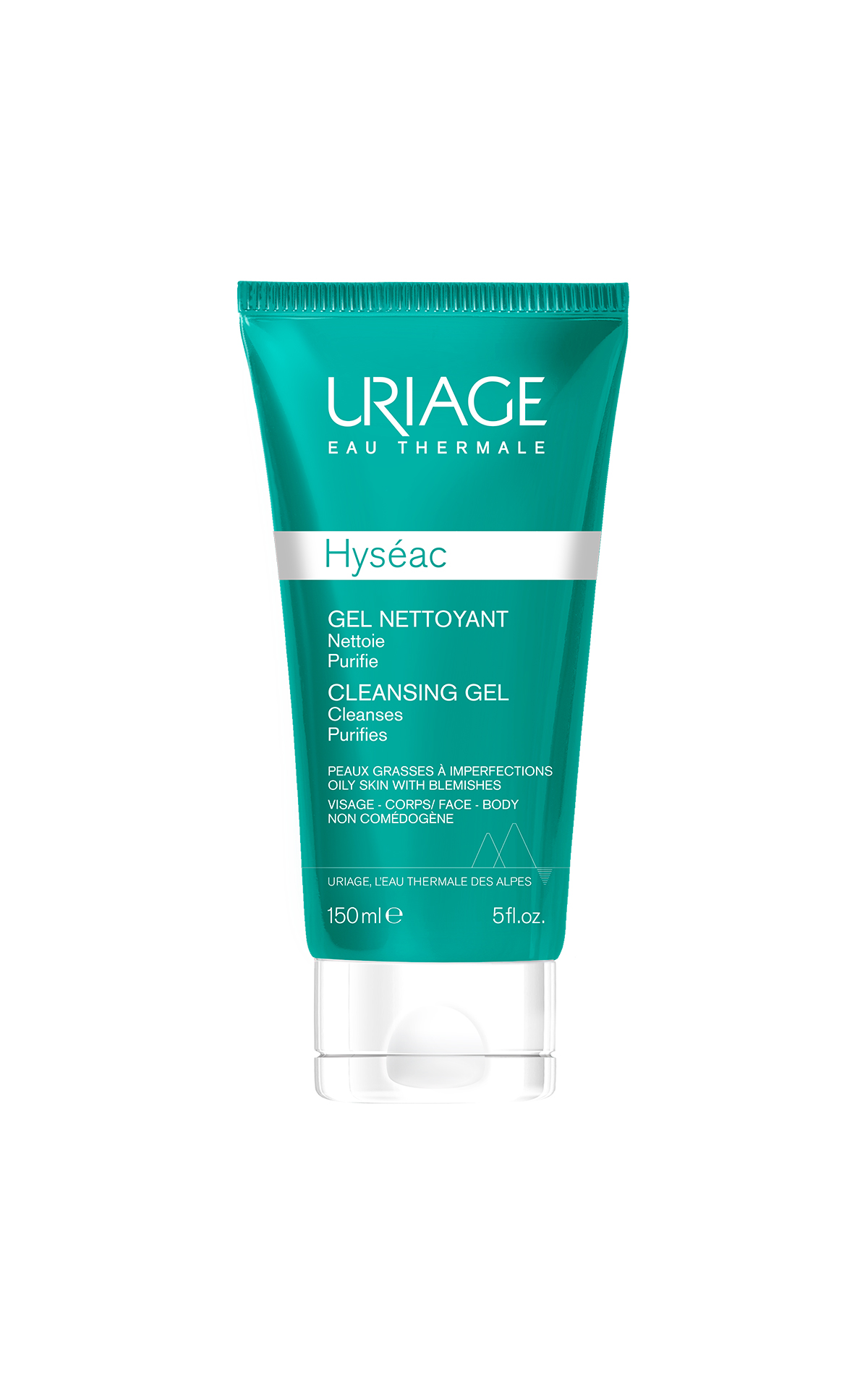 Cleansign gel Uriage Inspria