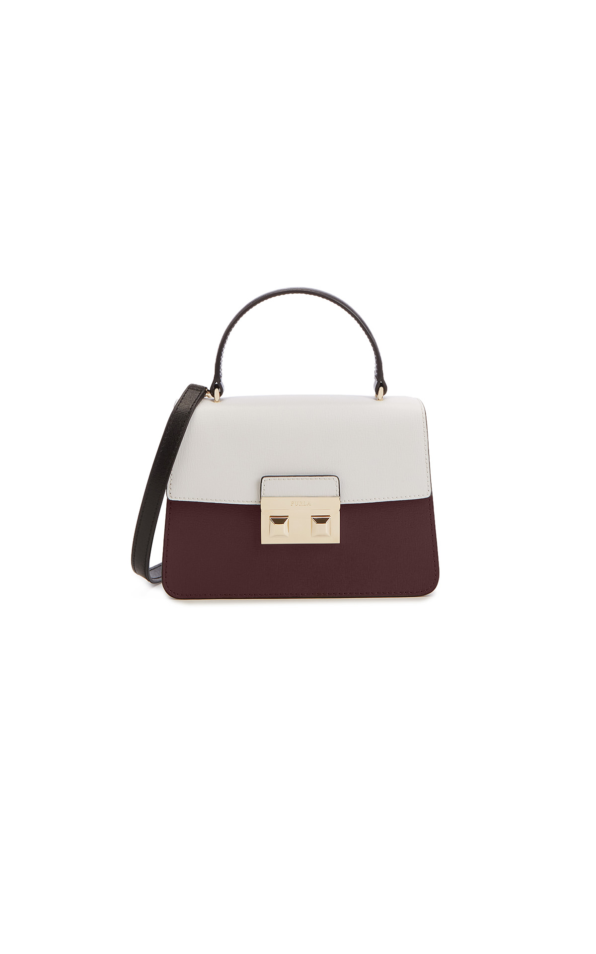 Furla Bella Small Top Handle Bag at The Bicester Village Shopping Collection
