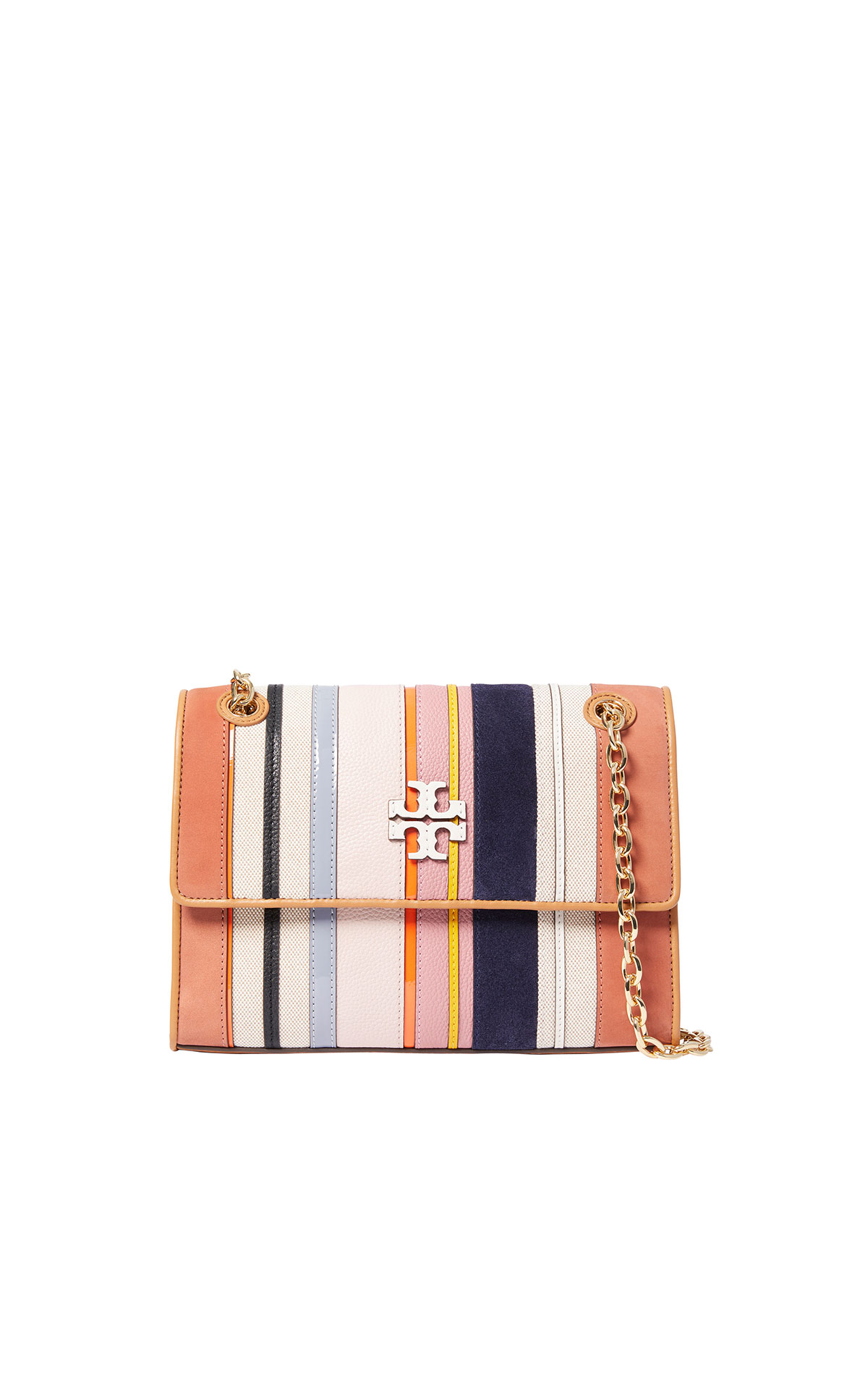 Tory Burch Web shoulder bag balloon stripe from Bicester Village
