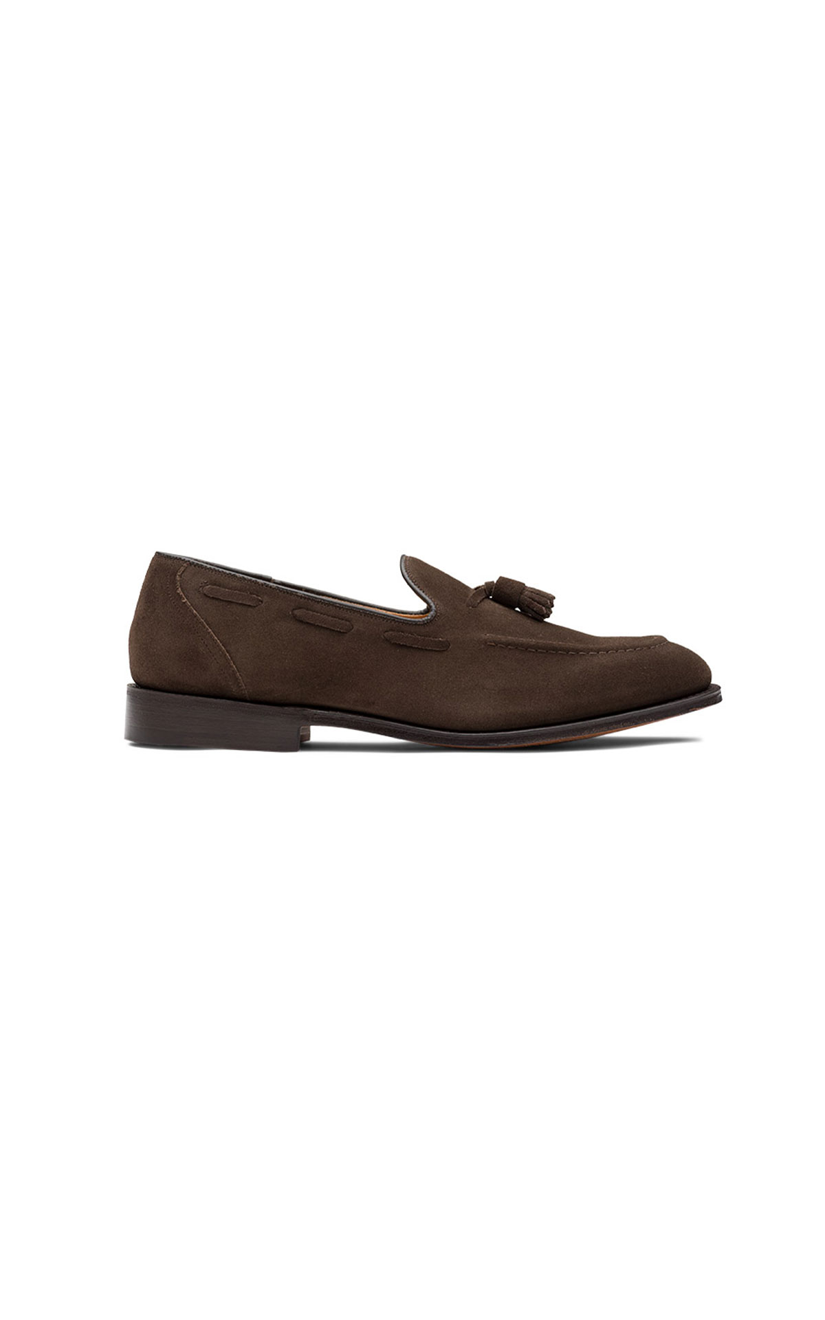 Church's Kingsley suede brown from Bicester Village