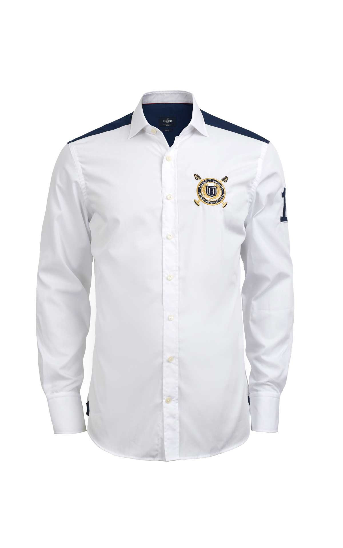White shirt for men Hackett