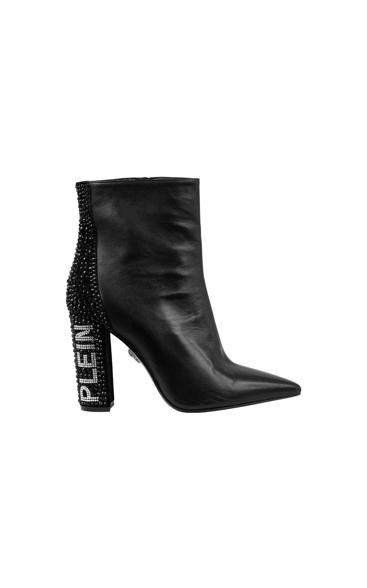 Philipp Plein Boots black