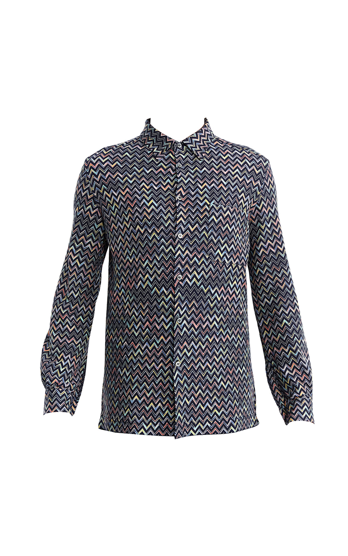 Missoni Men's long sleeve shirt from Bicester Village
