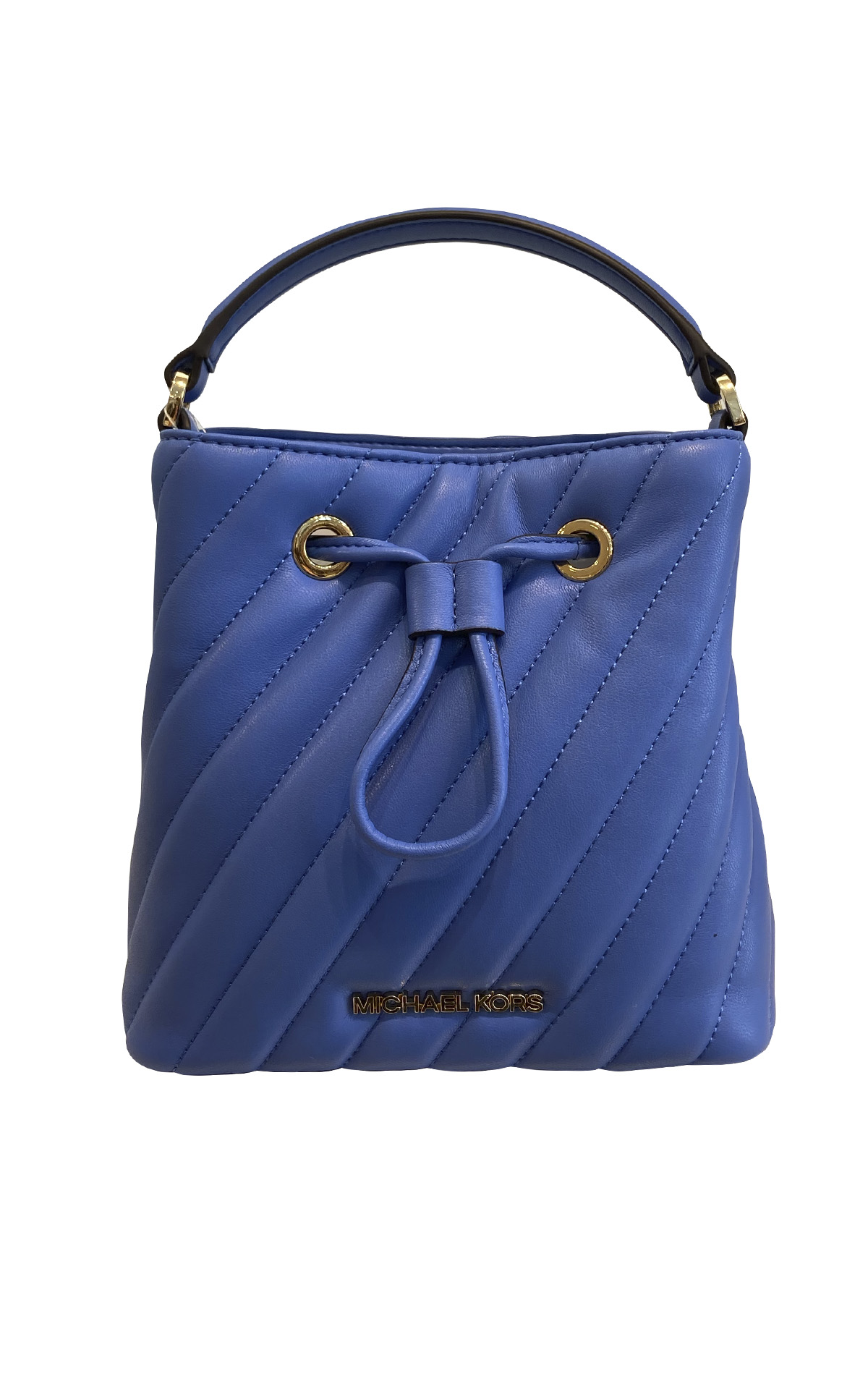 Dark blue bag from MK