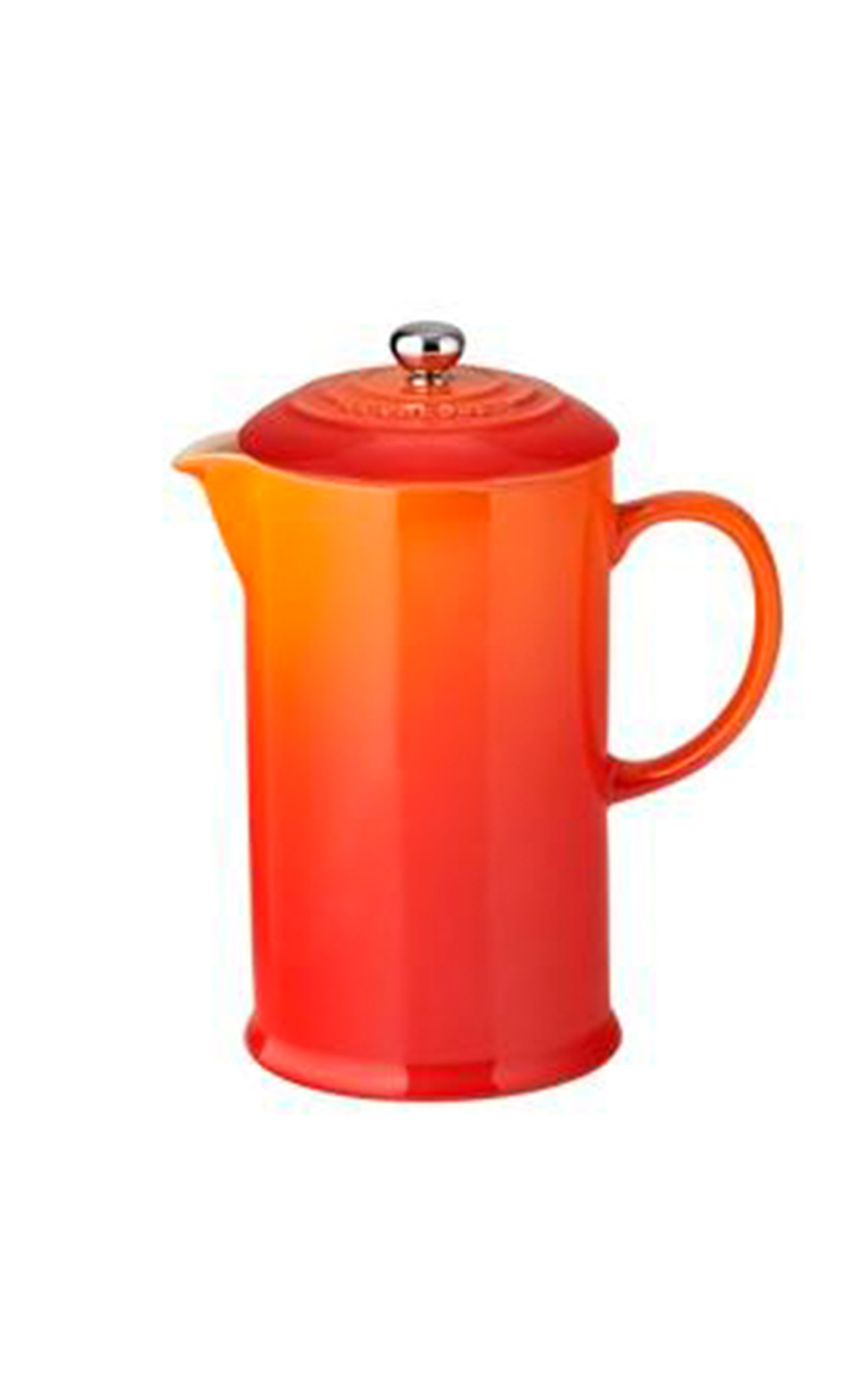 Le Creuset Coffee pot and press volcanic from Bicester Village