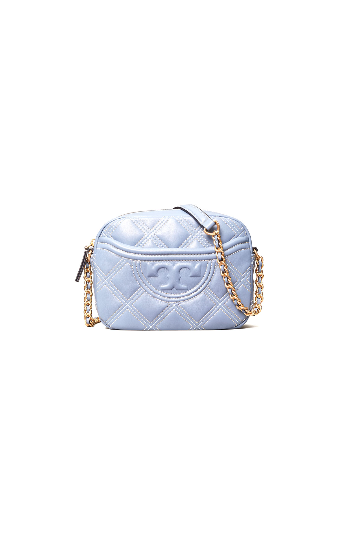 La Vallée Village Tory Burch sac bleu