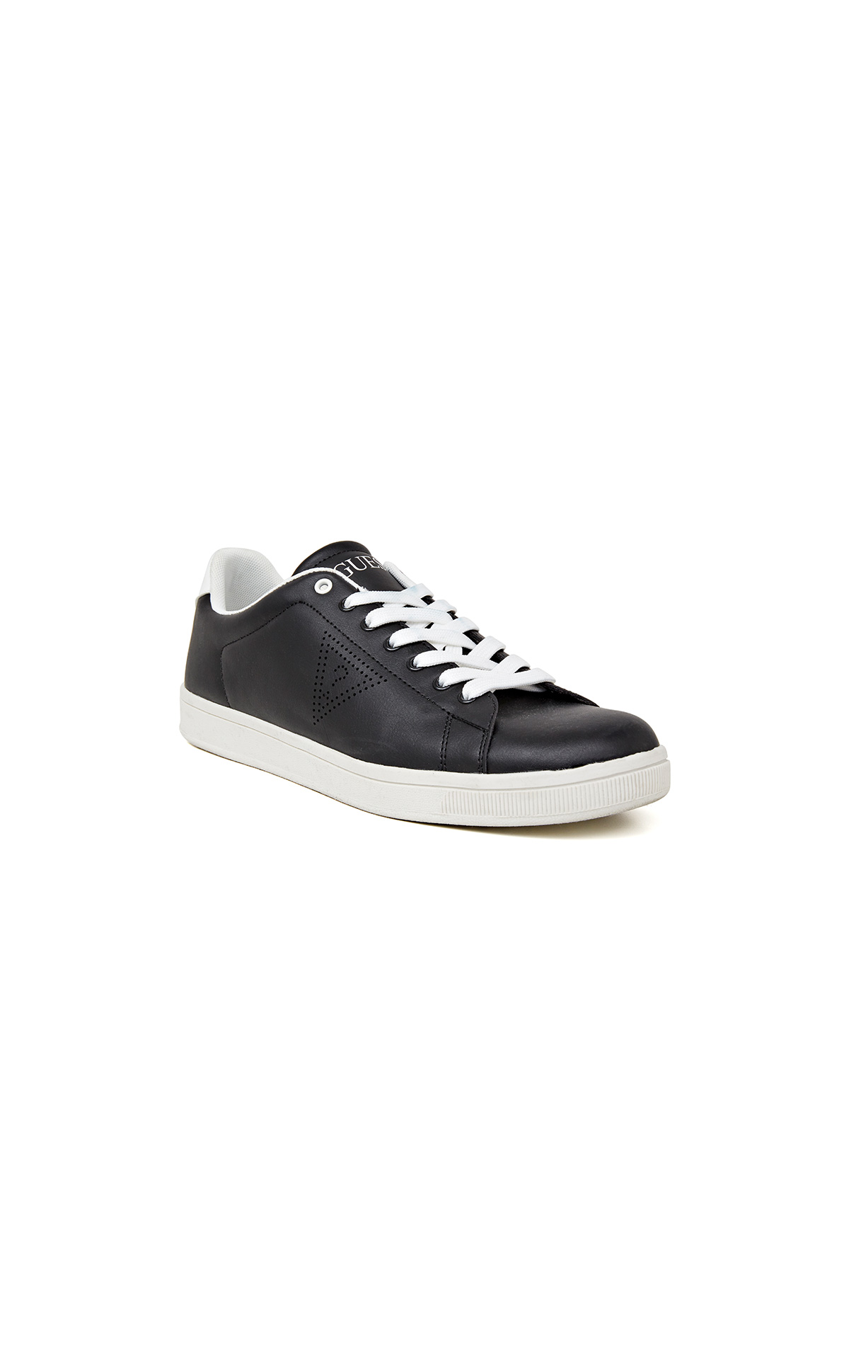 Black New Allan sneakers for man Guess