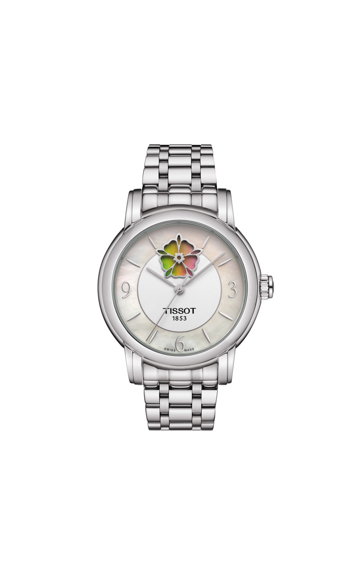 La Vallée Village Tissot Lady Heart Flower Powermatic 80