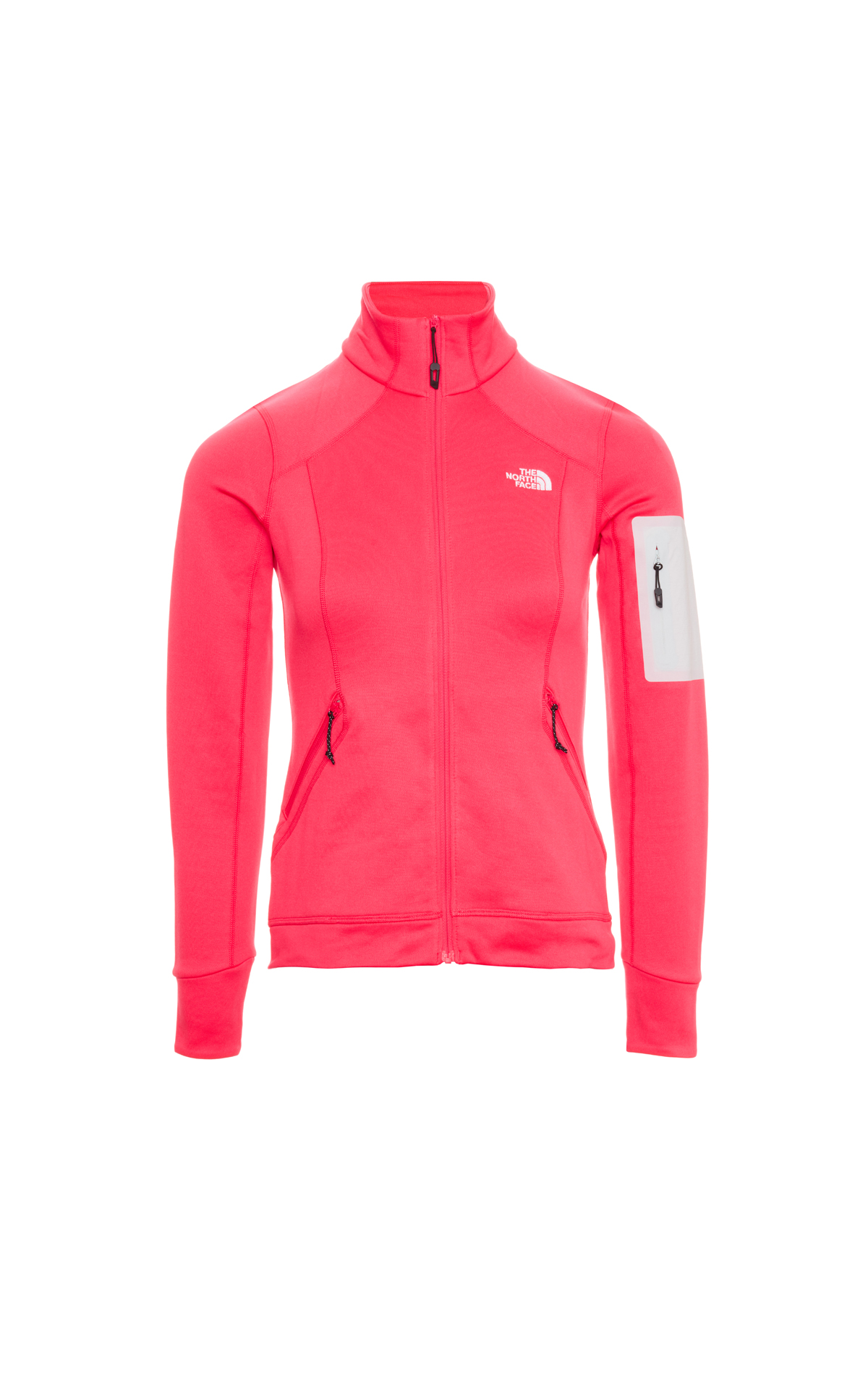 The North Face Womens pink fleece jacket from Bicester Village