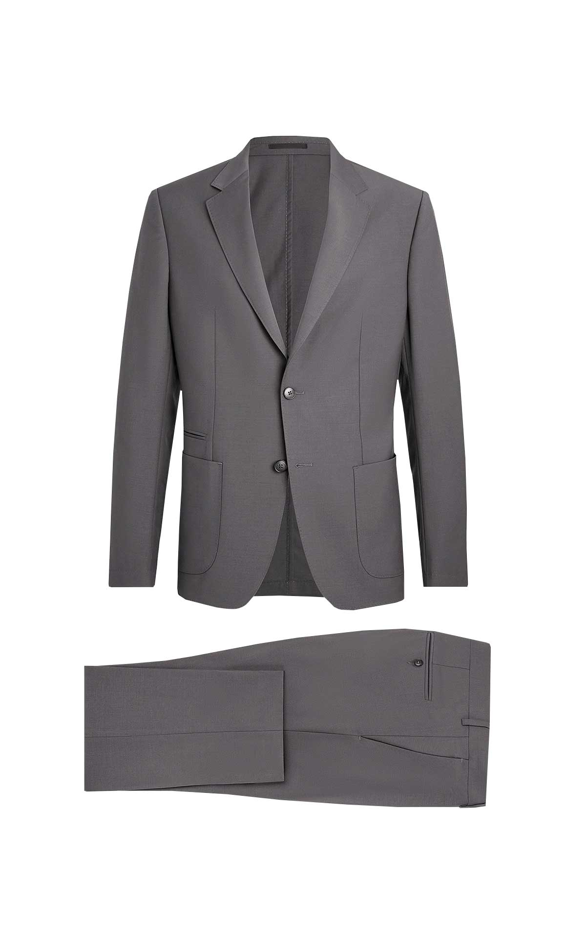 Grey suit for man Ermenegildo Zegna