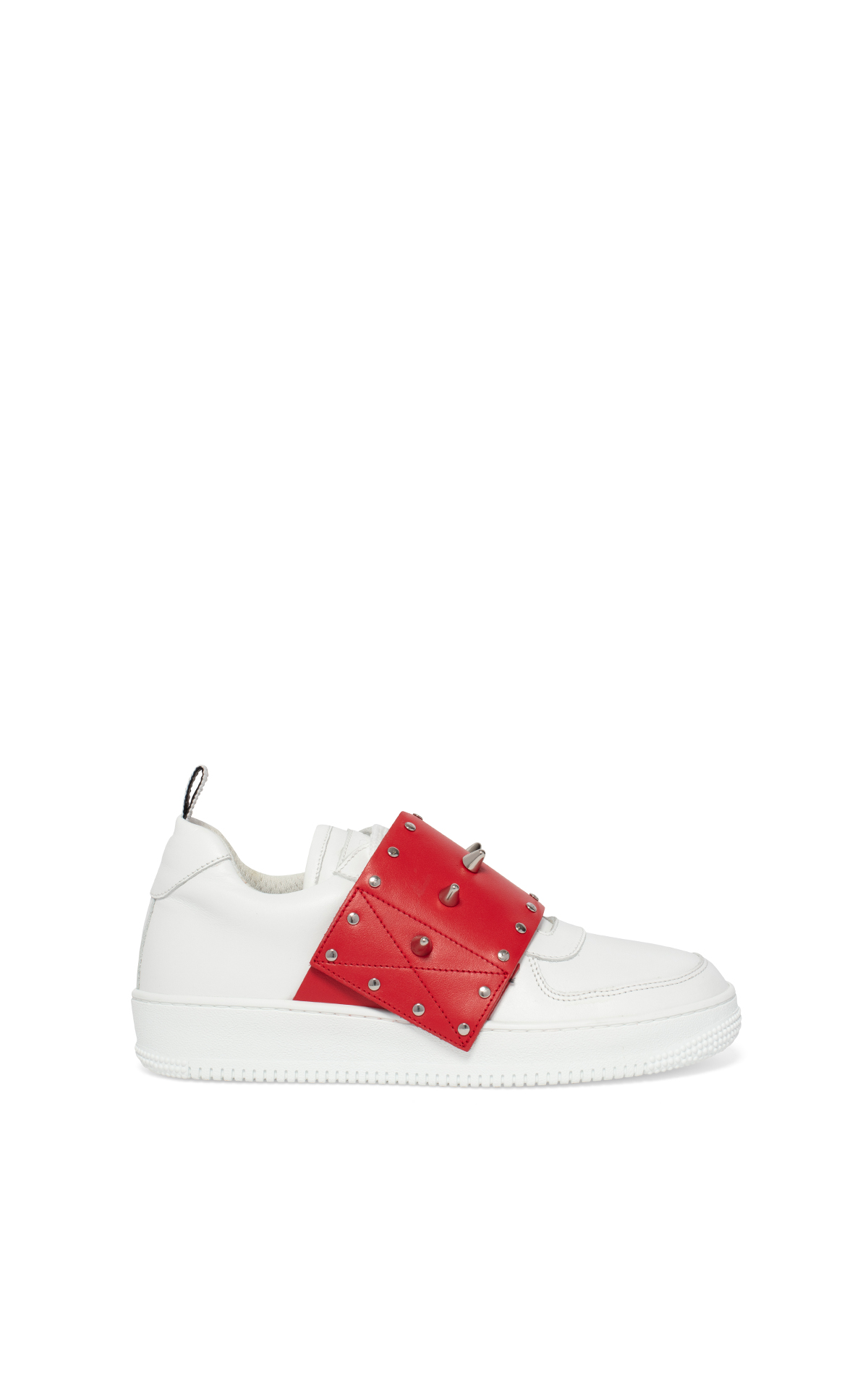 REDValentino Women's red and white sneakers*