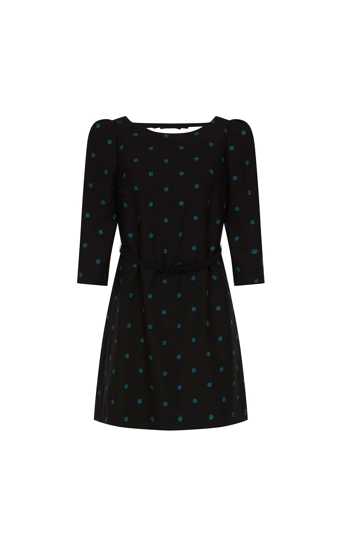 Black short Ricin dress for woman Claudie Pierlot