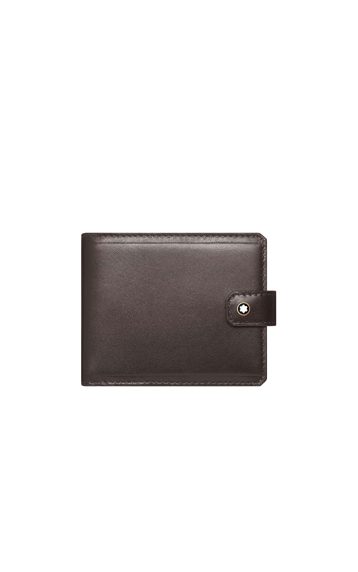Montblanc Wallet 6cc, Dark Brown from Bicester Village