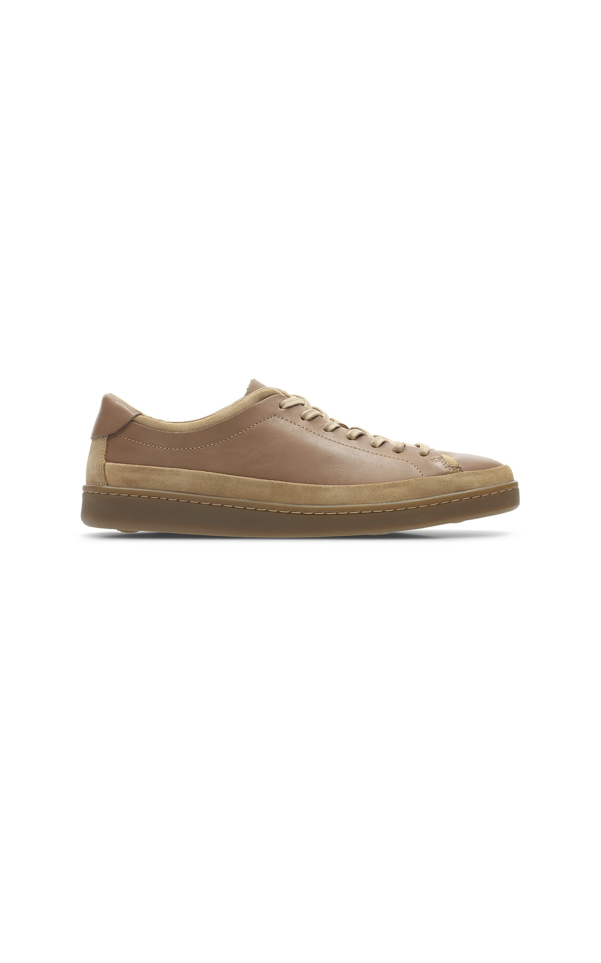 Brown Nathan sneakers Clarks