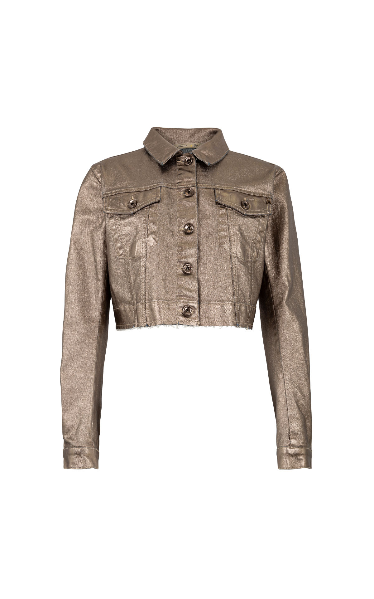 Patrizia Pepe Jacket gold