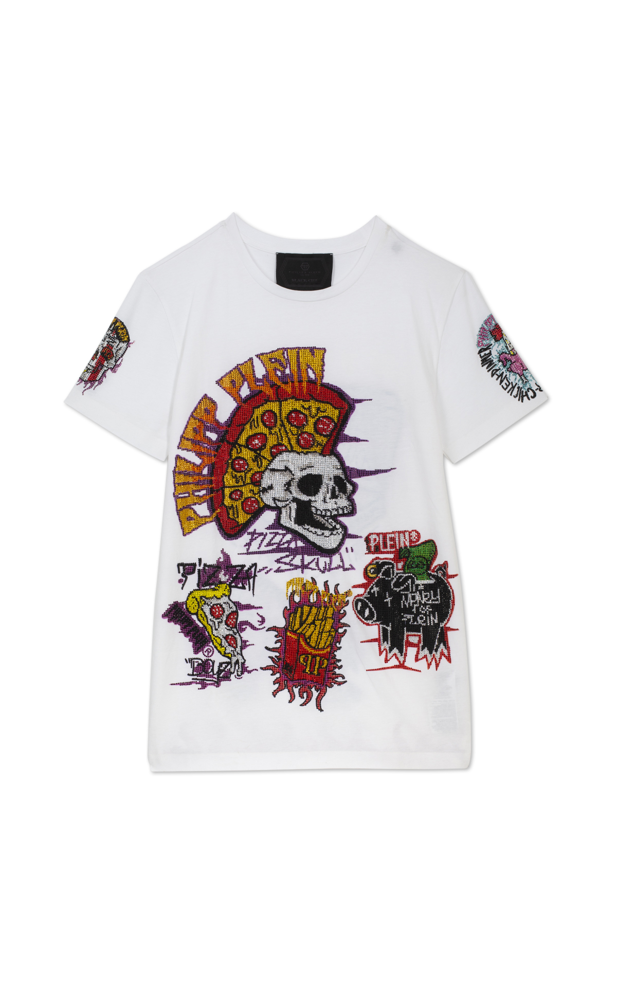Philipp Plein White T-shirt