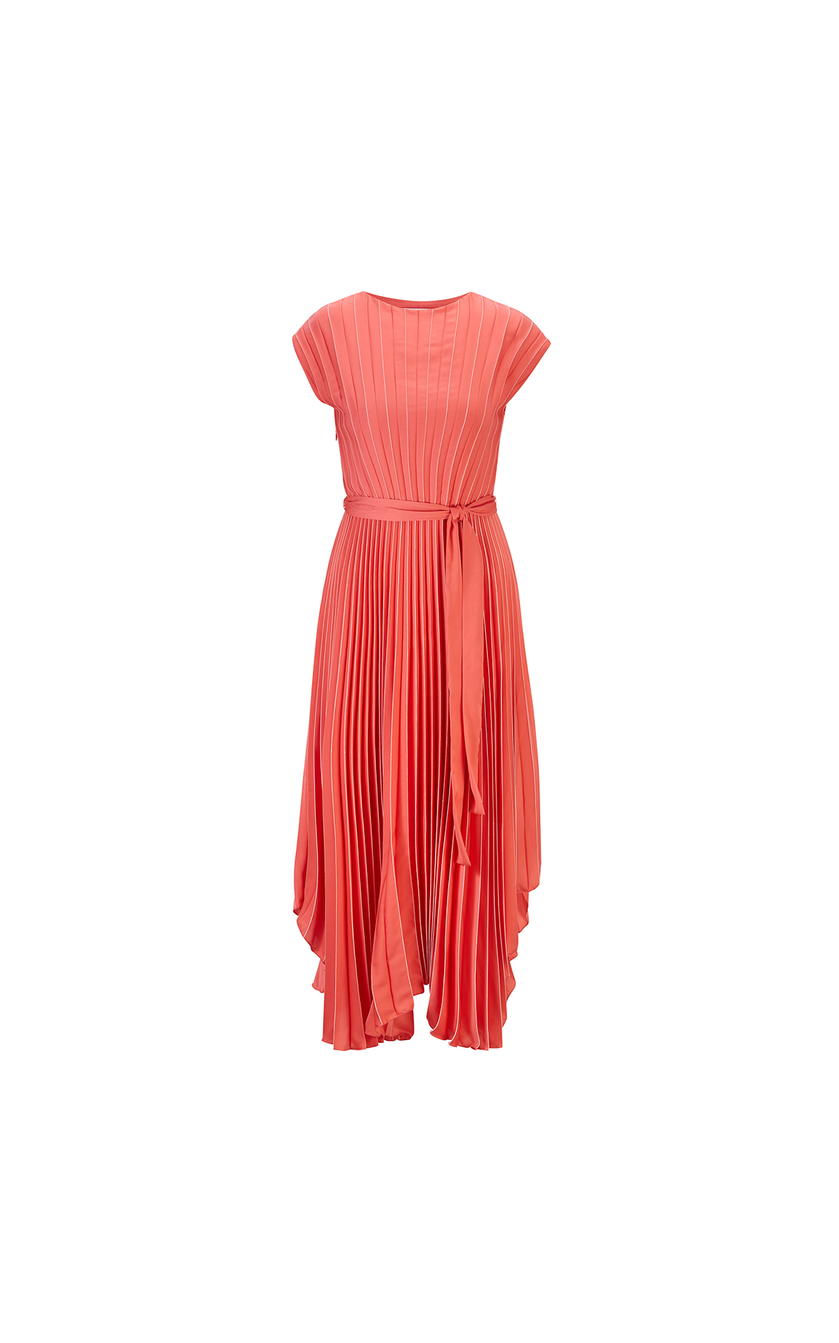 BOSS Women's midi dress at The Bicester Village Shopping Collection