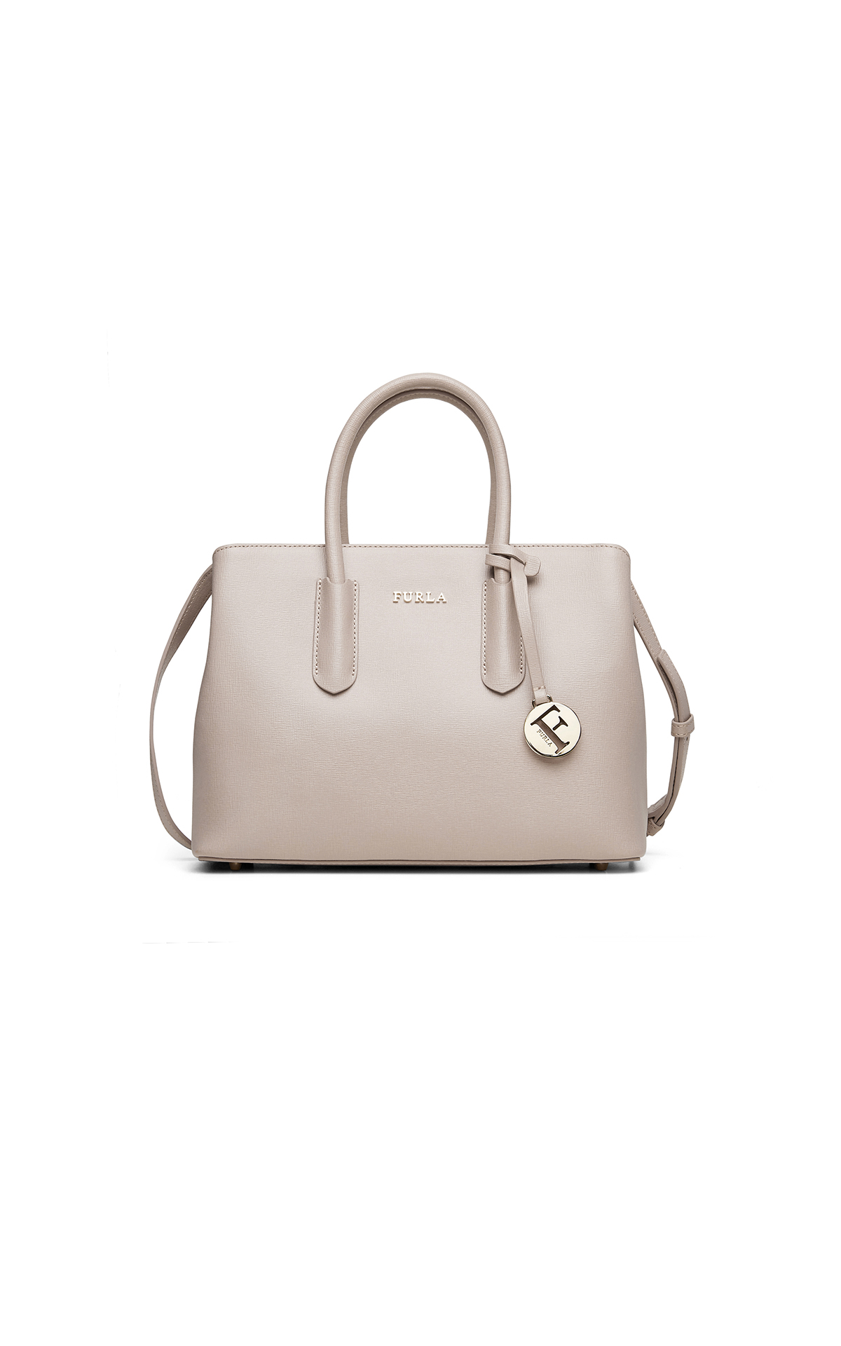 Furla small tessa tote at The Bicester Village Shopping Collection