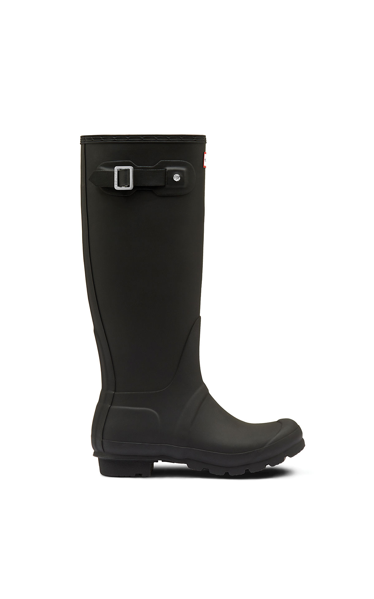 Hunter Womens org tall black from Bicester Village