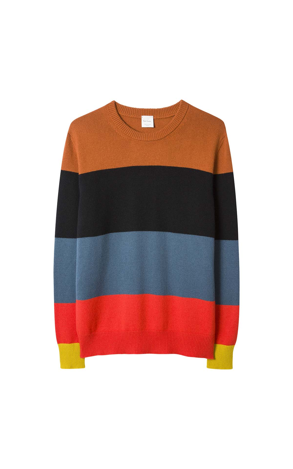 Paul Smith's pullover crew neck at The Bicester Village Shopping Collection
