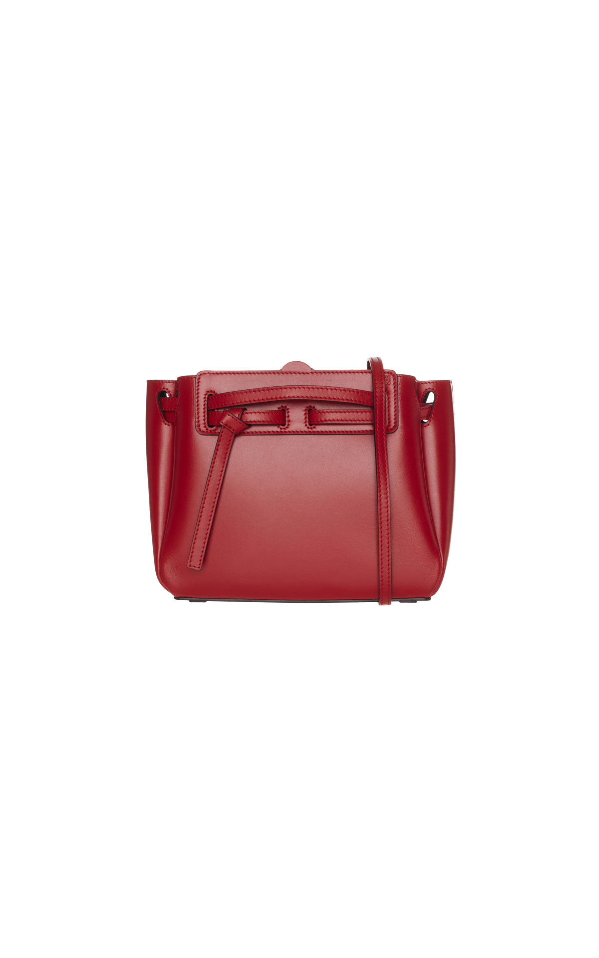 Loewe Lazo mini bag rouge from Bicester Village