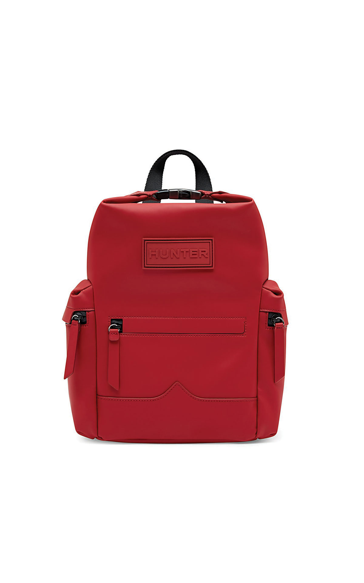 Hunter Original m topclip backpack rub lth military red from Bicester Village