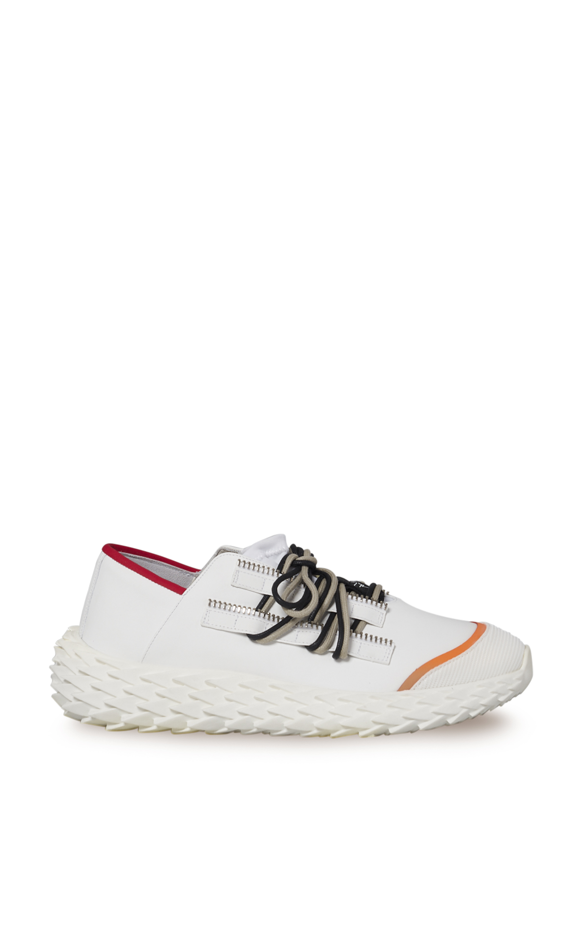 Zanotti Men's white sneakers*