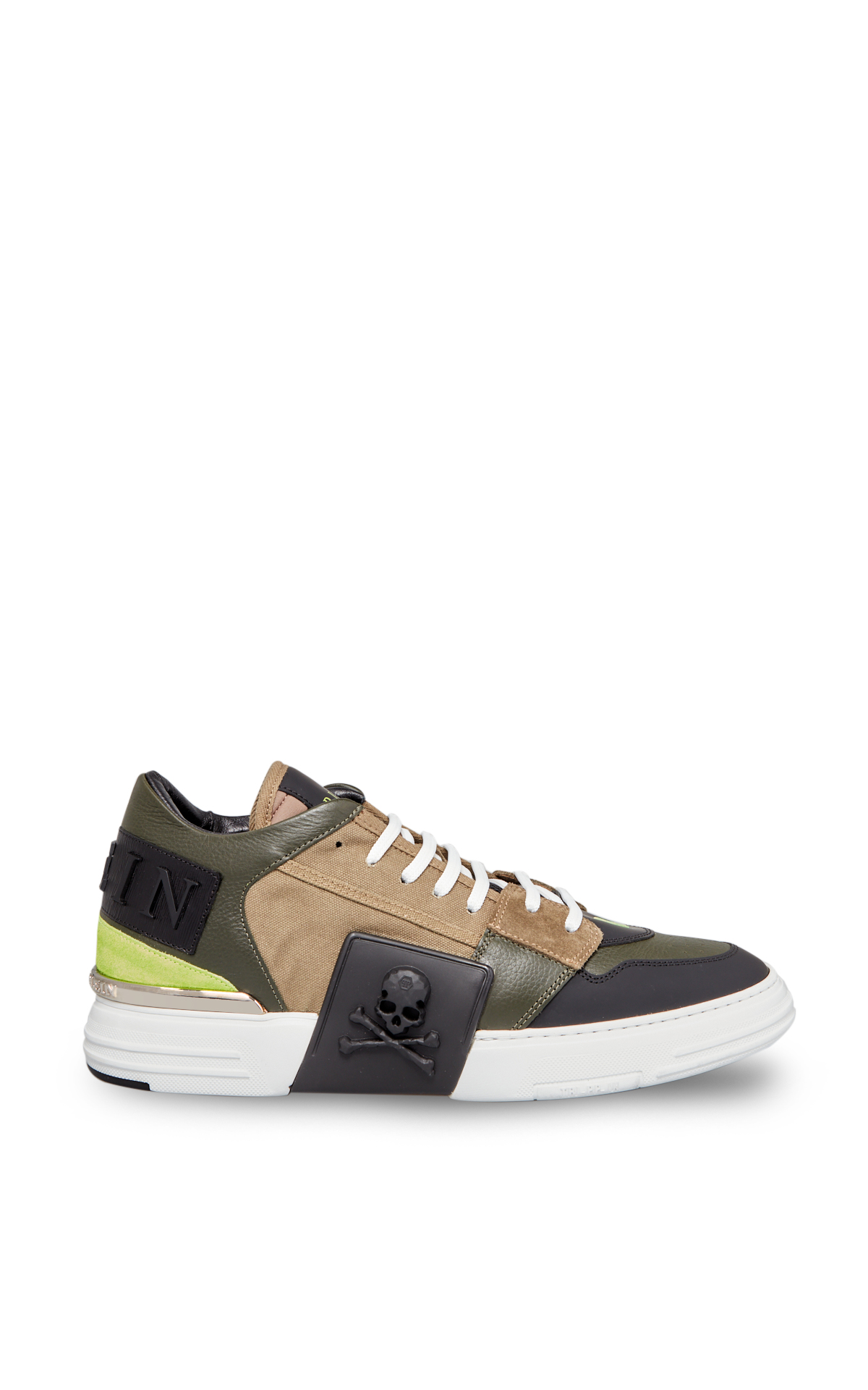 Philippe Plein Men's army sneakers*