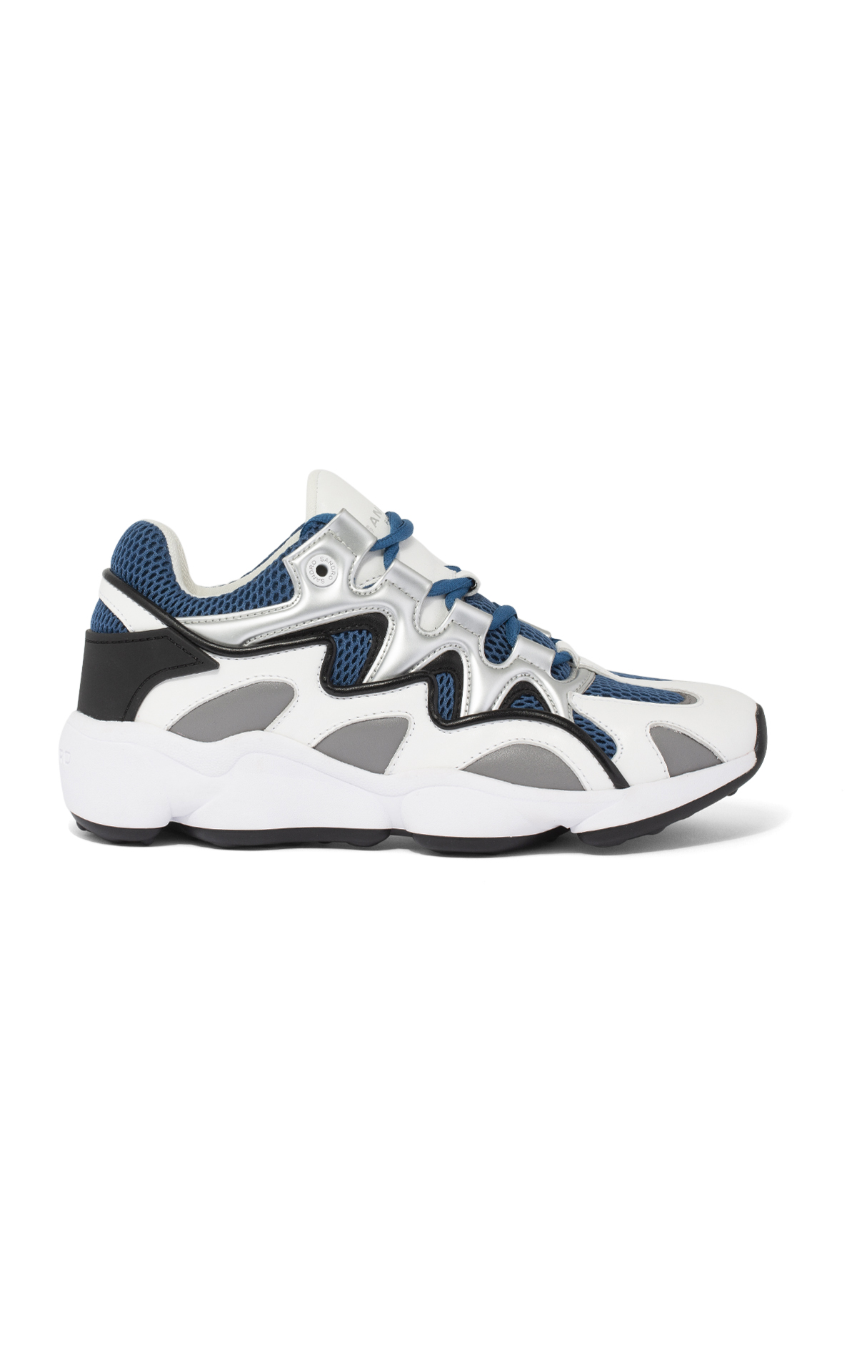 Sandro Blue Atomic sneakers