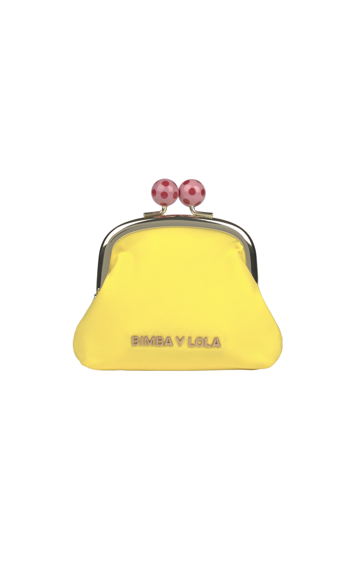 Yellow purse Bimba y Lola