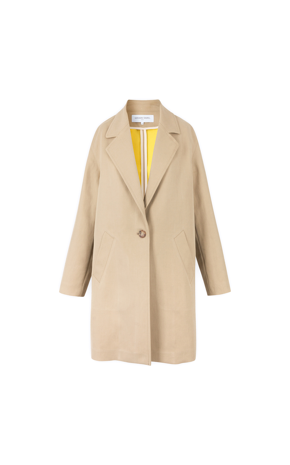La Vallée Village Gerard Darel Rafaella coat
