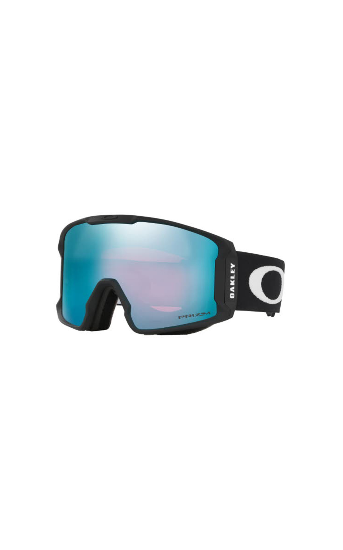 Oakley blue and black ski goggles SunglassHut