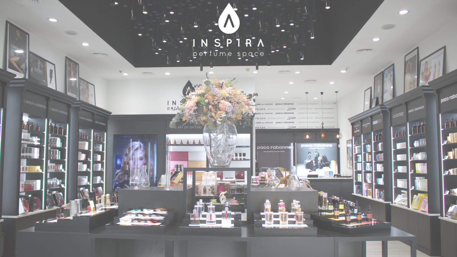 Inspira boutique at La Roca Village