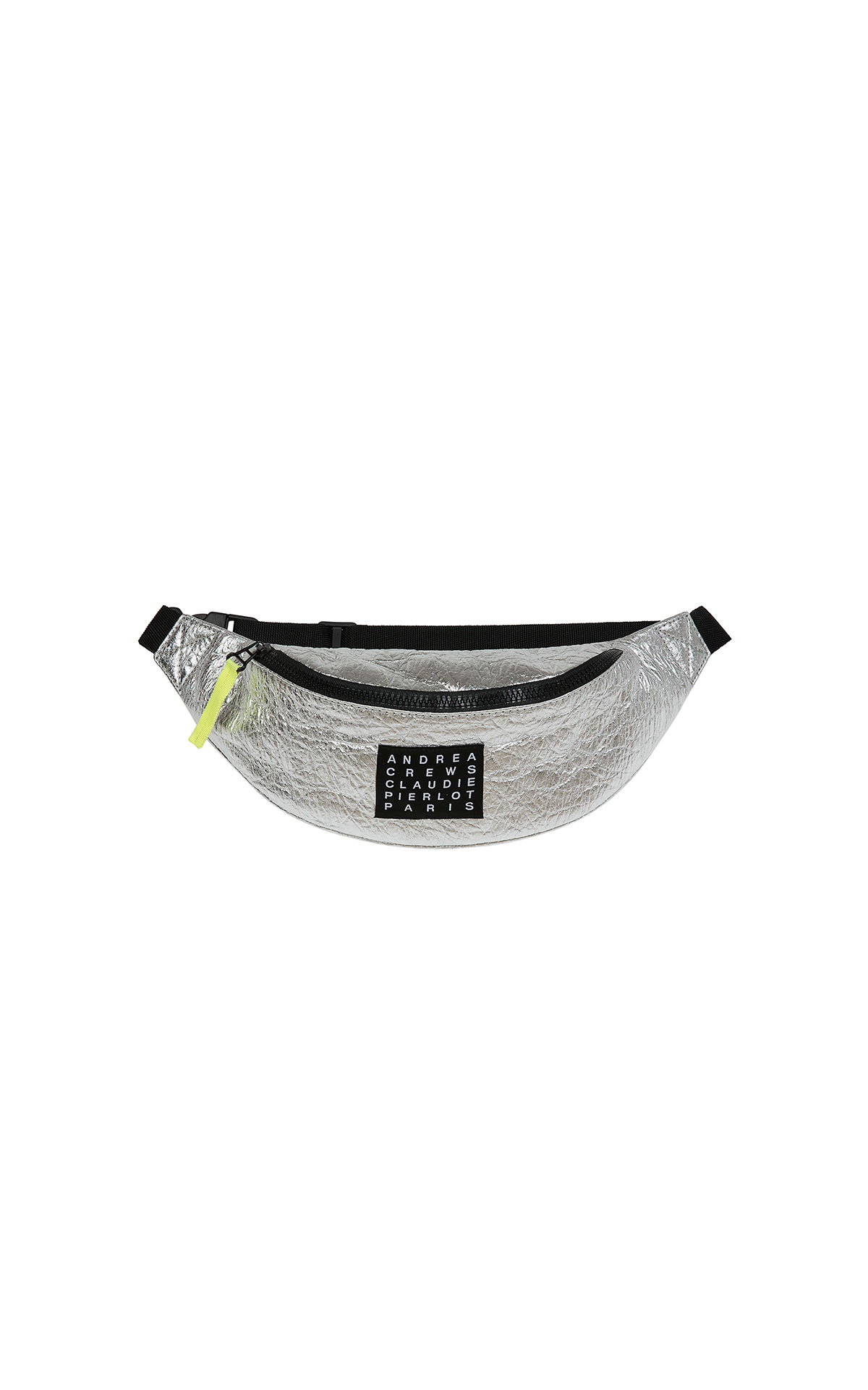Claudie Pierlot pineapple leather fanny pack at the Bicester Village Shopping Collection