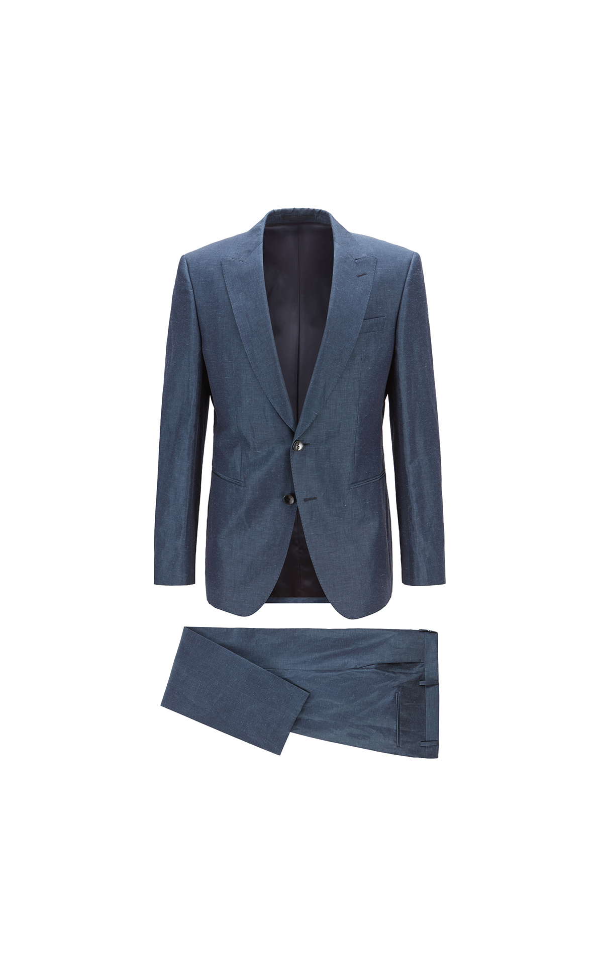 BOSS Men's Italian-made slim-fit suit at The Bicester VIllage Shopping Collection