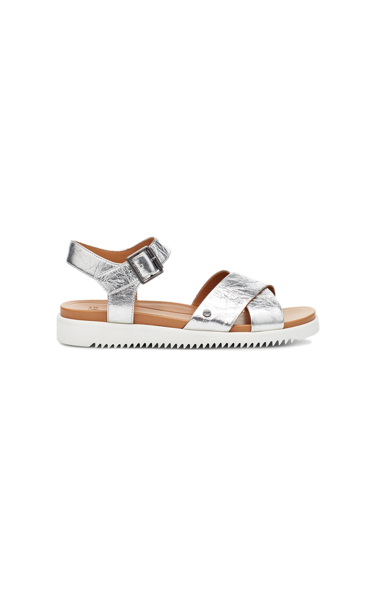 UGG Zoie Metallic Sandal at The Bicester Village Shopping Collection