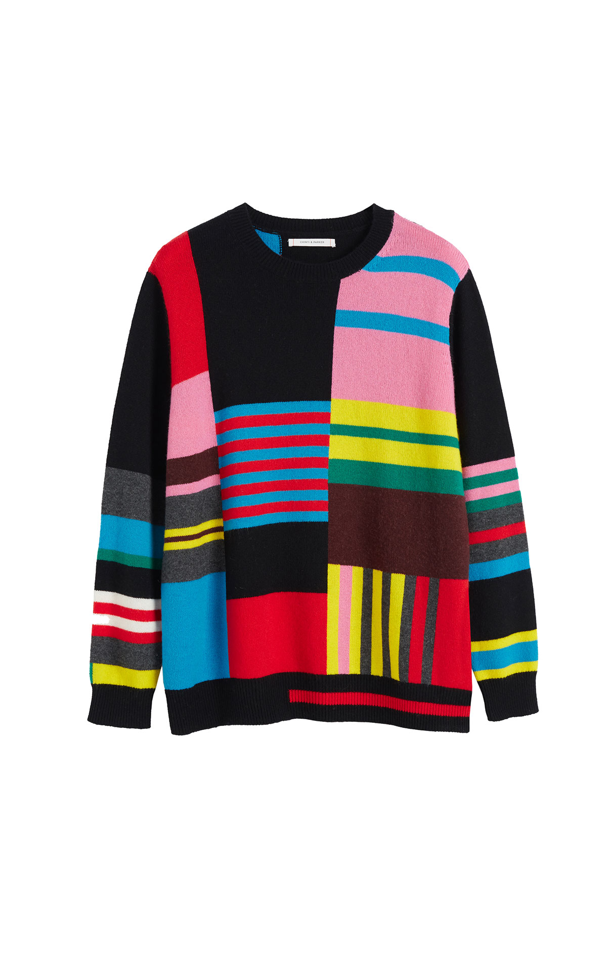 Chinti & Parker Eccentric sweater from Bicester Village