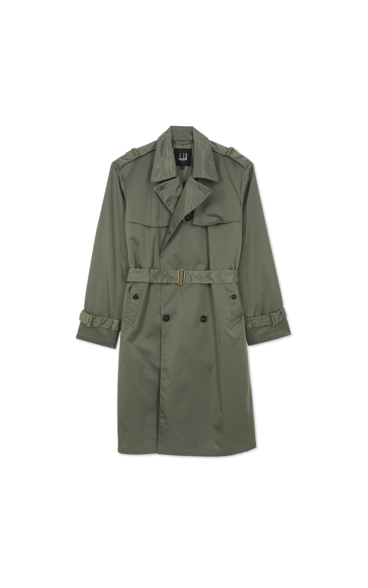 Dunhill Trench olive