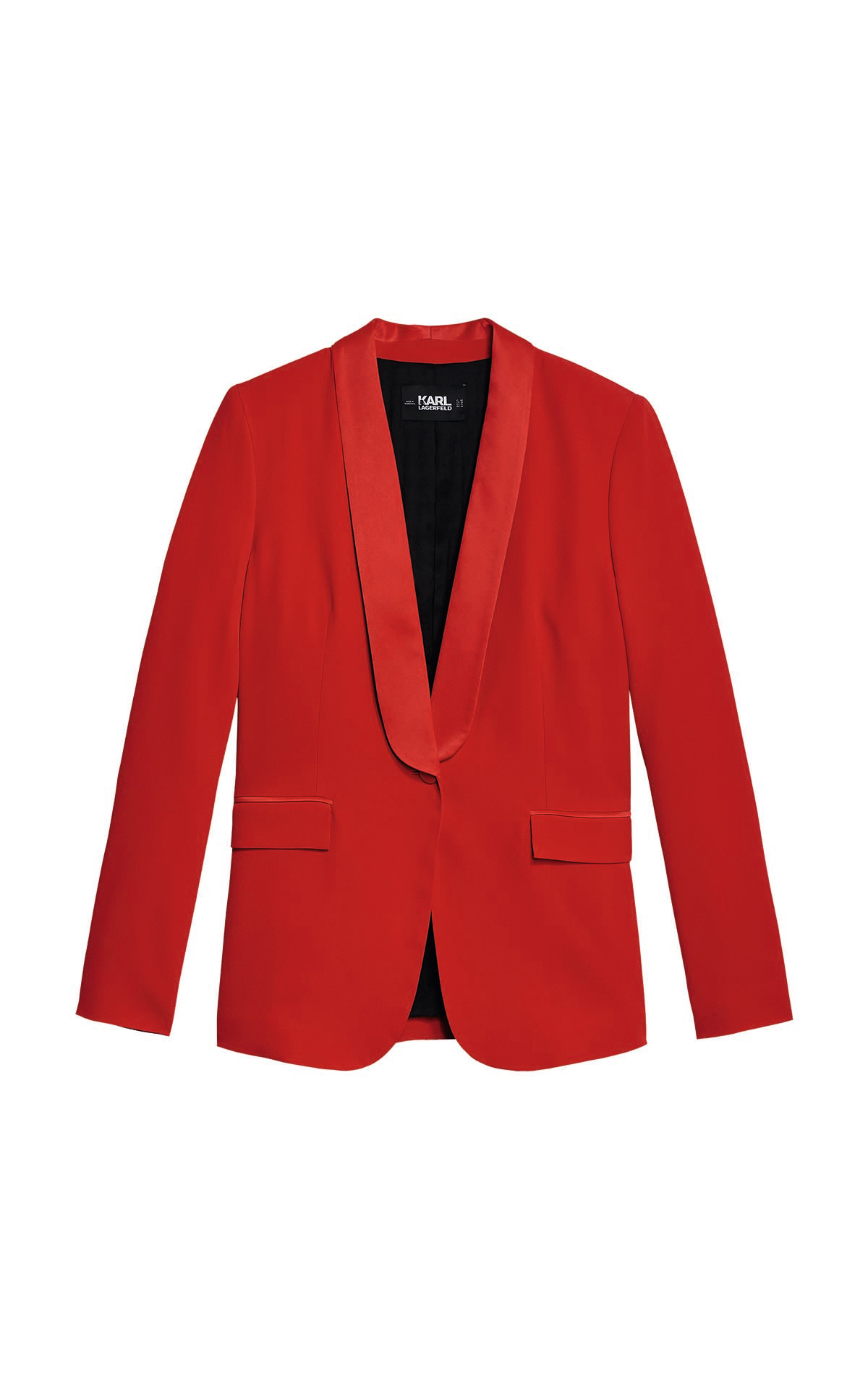 Karl Lagerfeld tailored blazer at The Bicester Village Shopping Collection