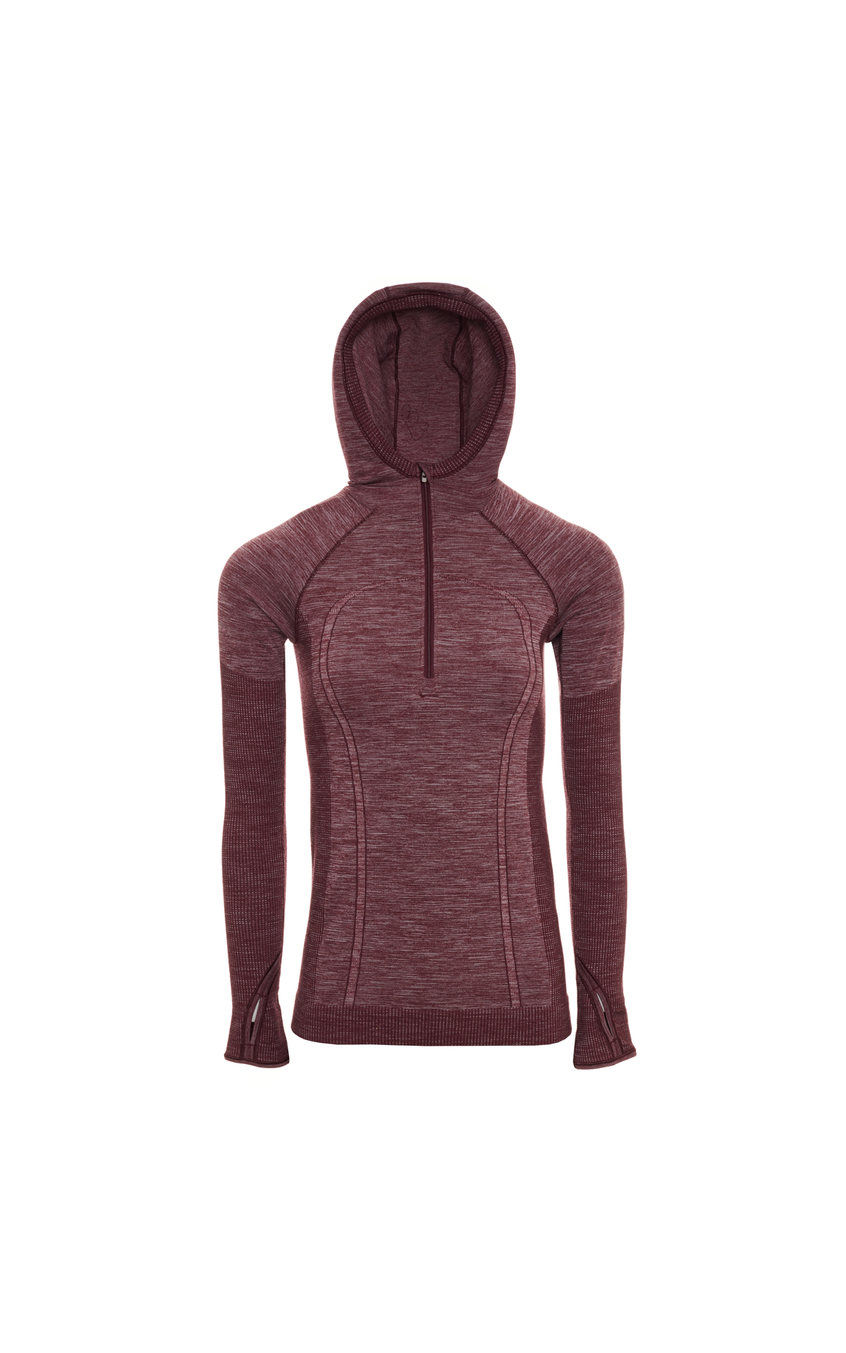 Lululemon  Swiftly wool half zip hoodie from Bicester Village