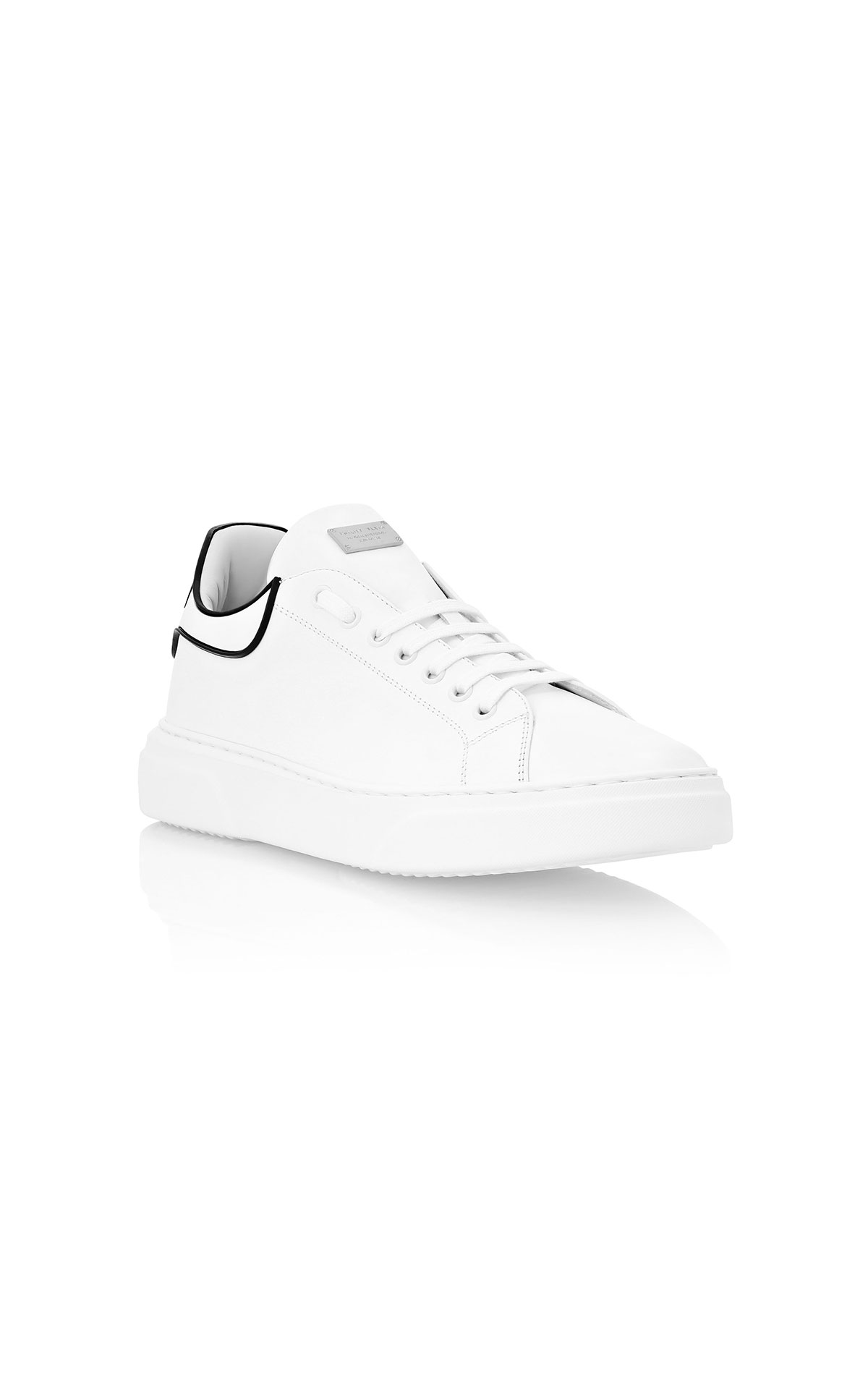 White sneakers Philipp Plein